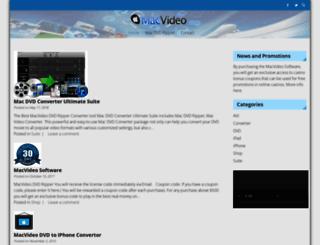 macvideosoft.com screenshot
