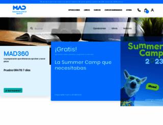 mad.es screenshot
