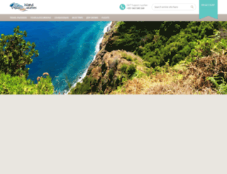 madeiraislandvacations.com screenshot