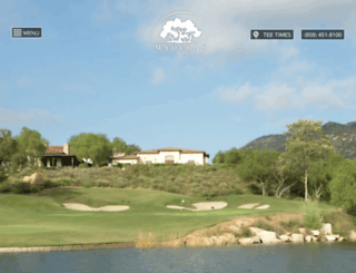 maderasgolf.com screenshot