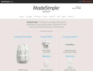 madesimplegroup.com screenshot