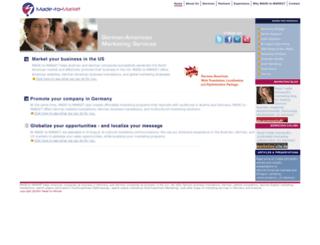 madetomarket.com screenshot