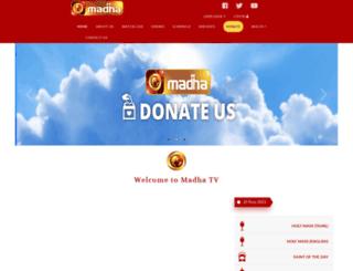 madhatv.in screenshot