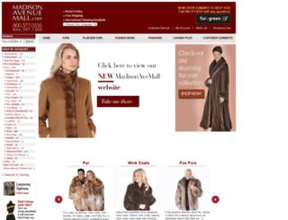 madisonavemall.com screenshot