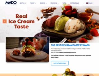 mado.com.tr screenshot