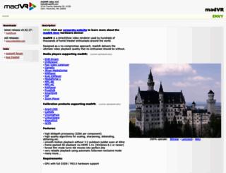 madvr.com screenshot