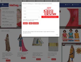 maebag.com screenshot