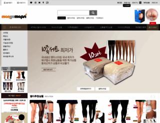 maegumapsi.com screenshot