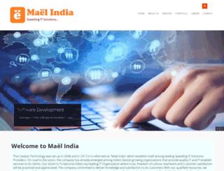 maelindia.com screenshot