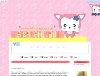 maerahim.blogspot.com screenshot