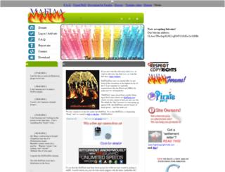 mafiaafire.com screenshot