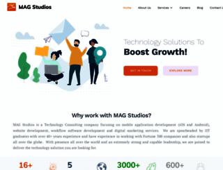 mag-corp.com screenshot