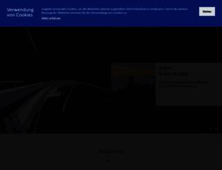 mageba.ch screenshot
