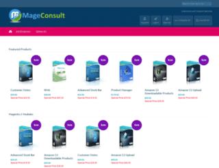 mageconsult.net screenshot