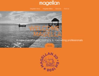 magellanstraits.com screenshot