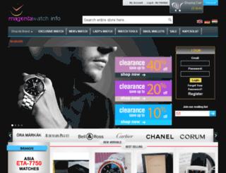 magentawatch.info screenshot