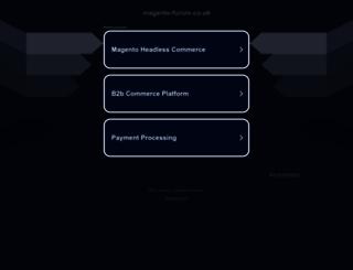 magento-forum.co.uk screenshot