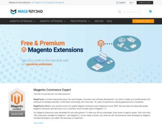 magepsycho.com screenshot