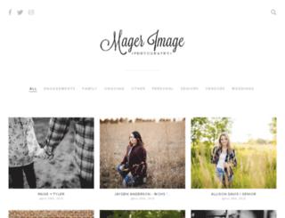 magerimage.pixieset.com screenshot