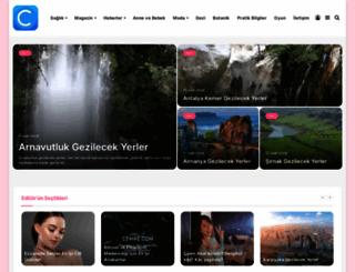 maggieangus.com screenshot
