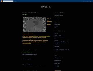 maggik7.blogspot.nl screenshot