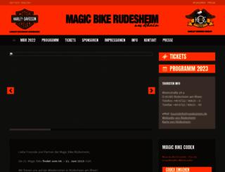 magic-bike-ruedesheim.com screenshot
