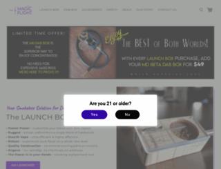 magic-flight.com screenshot
