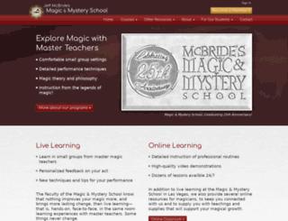 magicalwisdom.com screenshot