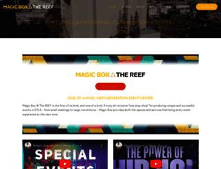 magicboxla.com screenshot