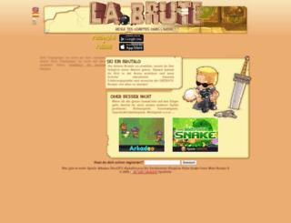 magicmickey.meinbrutalo.de screenshot