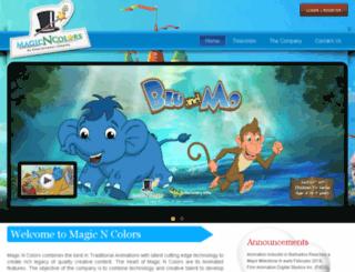 magicncolors.com screenshot