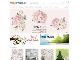 magicwall.ca screenshot