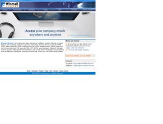 magicwinmail.net screenshot