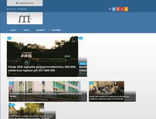 maglajinfo.com screenshot