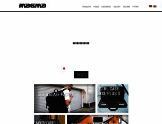 magma-bags.de screenshot