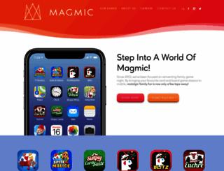 magmic.com screenshot