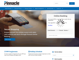 magnabank.com screenshot