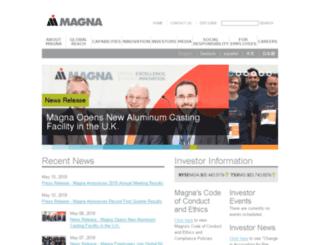 magnaint.com screenshot
