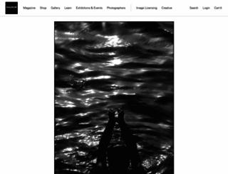 magnumphotos.com screenshot
