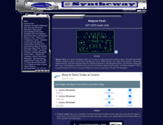 magnus.syntheway.net screenshot