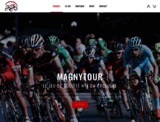 magnytour.com screenshot
