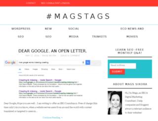 magstags.com screenshot