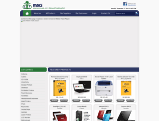 magsysksa.com screenshot