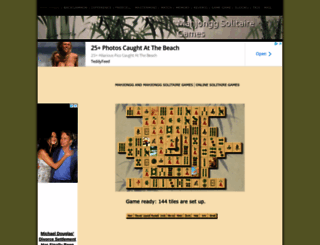 mah-jongg.ch screenshot