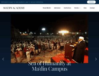 mahdinonline.com screenshot