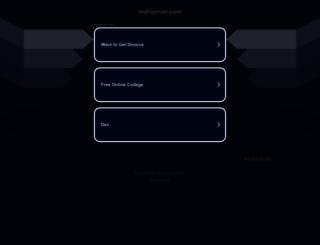 mahieman.com screenshot