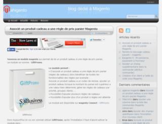 mahigento.com screenshot
