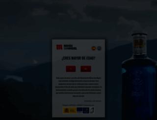 mahou-sanmiguel.com screenshot