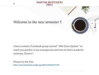 mahtab-nsu.weebly.com screenshot