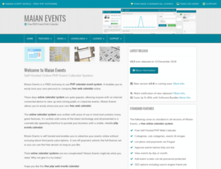 maianevents.com screenshot